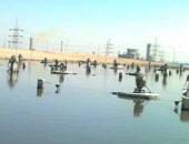 استئناف حركة الصيد والملاحة بميناء الأتكة بخليج السويس لمساء اليوم