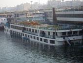 تعطل باخرة سياحية بأسوان على متنها 31 أجنبيا