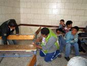 التعليم: 15 ألف فصل دراسى يتم فيها أعمال صيانة