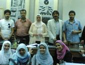 """""""محمد كمال"""" يقدم ورشة النقد التشكيلى السادسة عشرة بـ""""جمعية محبى الفنون"""""""