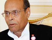 """""""المرزوقى"""": الثورة التونسية لم تحقق أهدافها فى السنوات الثلاثة الماضية"""