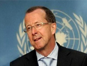 """""""النيل للأخبار"""" تجرى لقاء مع مارتن كوبلر عن الأوضاع فى ليبيا"""