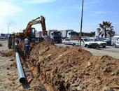 """استجابة لـ""""سيبها علينا"""".. هيئة المياه تؤكد الانتهاء من مشروع الصرف فى أبنوب"""