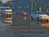 الأمطار وسوء الحالة الجوية تغلق بوغاز البرلس بكفر الشيخ