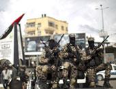 """""""داخلية حماس"""" تؤكد تفجير """"داعشى"""" نفسه وسط عناصرها على الحدود المصرية"""