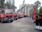 3 سيارات إطفاء تسيطر على حريق مطعم كنتاكى بإمبابة دون إصابات