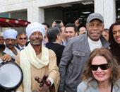 دانى جلوفر..  رابع مرة فى المهرجانات المصرية
