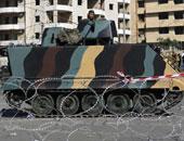 الهدوء الحذر يخيم على مخيم عين الحلوة اللبنانى بعد وفاة فلسطينى