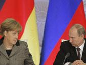 ترحيب ألمانى باقتراح بوتين بنشر قوات حفظ سلام فى دونباس
