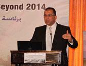 الجابر والعربى وحنفى يشهدون توقيع اتفاقية لإنشاء صومعتين للقمح