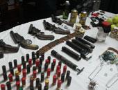 عاطل أوسيم يرشد عن مصدر الأسلحة المضبوطة بحوزته: استخدمها فى المشاجرات
