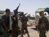 """مقتل وإصابة عناصر حوثية فى هجوم للجيش اليمنى على """"باقم"""" بصعدة"""