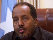 رئيس الصومال: الحرب الأهلية فى بلادنا انتهت ونخوض الآن معركة ضد الإرهاب