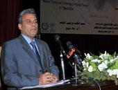 """جابر نصار يدعو الطلبة لحضور عرض"""" فرقة رضا """"بجامعة القاهرة الإثنين المقبل"""