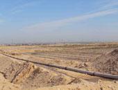 """""""القابضة للمياه والصرف"""": استكمال مشروع قرية """"الفنت"""" نهاية العام المقبل"""