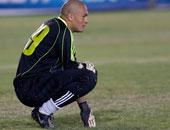الداخلية يعيد أحمد فوزى لحراسة المرمى أمام الزمالك