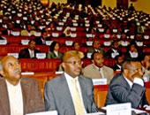 فوز الحزب الإثيوبى الحاكم بجميع المقاعد فى البرلمان تقريبا