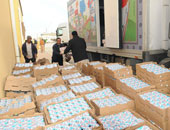 الكويت تعتزم إرسال قافلة مساعدات إنسانية لسكان قطاع غزة