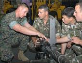 الجيش الجزائرى يقضى على إرهابى ويضبط أسلحة وذخيرة غرب البلاد