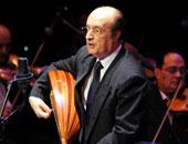 صفوان بهلوان يعيد زمن الطرب الأصيل فى مهرجان الموسيقى العربية