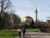 """عشرات المساجد فى بريطانيا تفتح أبوابها لغير المسلمين فى مبادرة """"يوم زيارة مسجدى"""""""