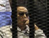 """""""قضايا الدولة"""" تدعى مدنيا ضد مبارك والعادلى بقضايا قتل المتظاهرين"""
