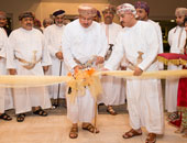 ترويض النمرة فى دار الأوبرا السلطانية بسلطنة عمان