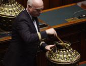البرلمان الإيطالى يصوت على خفض عدد نوابه