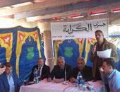"""""""الكرامة"""" ناعيا الخويلدى الحميدى أحد قادة التحرر الليبى:عزاؤنا للقوميين"""