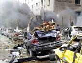 تنظيم داعش الإرهابى يتبنى عملية انتحارية فى أجدابيا شرق ليبيا