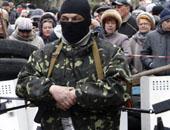 انفصاليو أوكرانيا يطلقون سراح مراقبين أوروبيين بينهم تركى