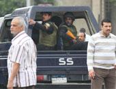 أسلحة ومخدرات فى حملة أمنية مكبرة بمراكز المنيا