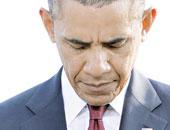 """""""أوباما"""" يدعو متظاهرى فيرجسون إلى الحفاظ على السلمية بعد مقتل شاب أسود"""