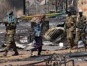 اشتباكات عنيفة بين الجيش الصومالى وحركة الشباب المتمردة جنوب البلاد