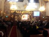 بدء صلاة الوحدة بين المسيحيين بكنيسة الروم الأرثوذكس