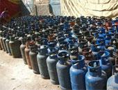مباحث التموين: إحالة 46 صاحب مستودع بوتاجاز للنيابة لتلاعبهم بالأسعار