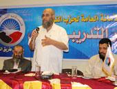 النور يستعرض تقارير المجمع الانتخابى بالقاهرة