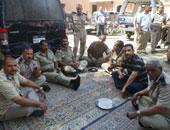 بالفيديو.. الحبس عامين مع الشغل لـ17 من أمناء شرطة بالسياحة بتهمة التجمهر