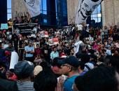 """6 إبريل: القبض على 30 عضوًا أثناء إحيائهم ذكرى """"أحمد المصرى"""""""