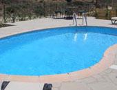 غرق طفلين شقيقين بحمام سباحة داخل كمباوند فى أكتوبر.. فيديو لايف