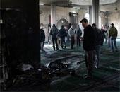 عناصر حزب العمال الكردستانى يضرمون النار بمسجد تاريخى جنوب تركيا