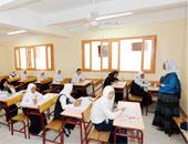 عزل مدير مدرسة بالمنيا من منصبه لمشاركته فى المراقبة على امتحانات ابنته