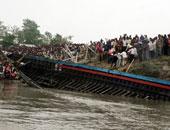 ارتفاع حصيلة ضحايا غرق عبارة فى ميانمار لـ 53 قتيلا