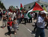 """برلين تشهد مسيرة حاشدة للفلسطينيين فى """"يوم القدس العالمى"""""""