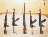 ضبط 9 أشخاص بحوزتهم أسلحة نارية وتاجري مخدرات بقنا