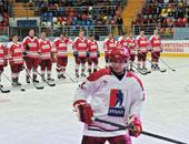 هنا الألعاب الشهيدة.. هوكى الجليد رياضة بدأت فى كندا وغزت العالم