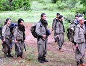 استسلام 8 انفصاليين فى معبر خابور الحدودى مع العراق