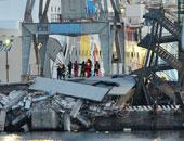 فقدان 30إيرانيا بعد اشتعال النيران بناقلة نفط إثر اصطدامها بسفينة فى الصين