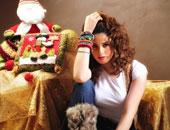 """نسرين إمام مرشحة امام عمرو دياب فى مسلسل """"الشهرة"""""""