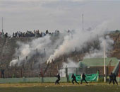 مقتل 13 شخصا بسبب التدافع بعد إطلاق جندى ثمل النار فى الهواء بالكونغو